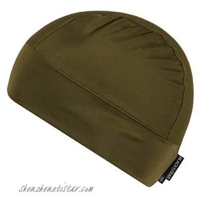 BLACKSTRAP Single Layer Range Cap Cold Weather Helmet Liner Headwear for Men and Women