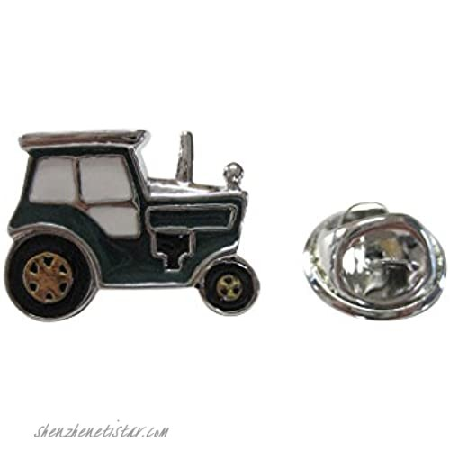 Kiola Designs Classic Tractor Lapel Pin